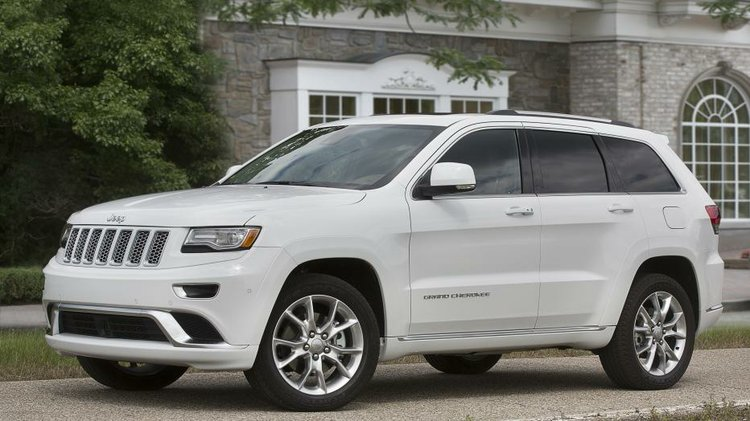 Jeep Grand Cherokee Redesign Slips Back A Year