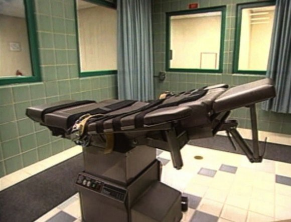Execution drugs delivered to the Texas Department of Criminal Justice and the Arizona Department of Corrections must be refused and ...