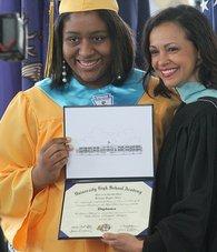 Hhigh school graduate