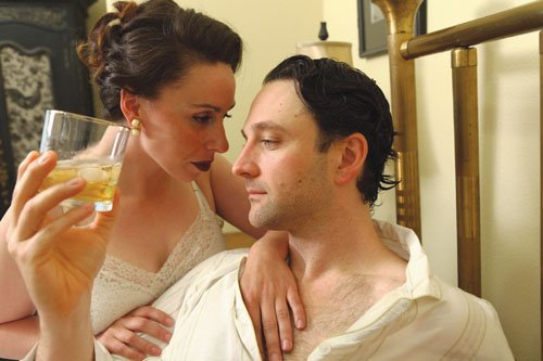 "The Clackamas Repertory Theatre production of Tennessee Williams' classic play, ""Cat on a Hot Tin Roof"" opened Friday on the ..."