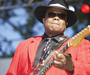 "On Thursday, on the opening day of this year's Waterfront Blues Festival, Norman ""Boogie Cat"" Sylvester will play a special ..."