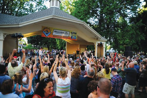 The City of Vancouver presents another year of free concerts and movies in the parks from Wednesday, July 8 to ...