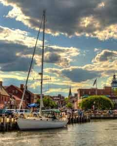 Families making plans for Fourth of July weekend are invited to set their sights on Annapolis, Maryland.
