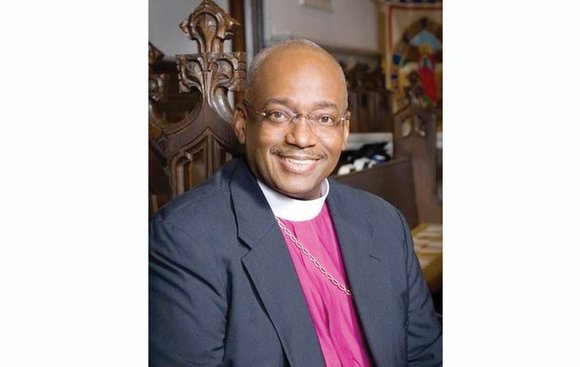 The first African-American to be elected as the U.S. Episcopal Church's presiding bishop has ties to Richmond. The Rt. Rev. ...