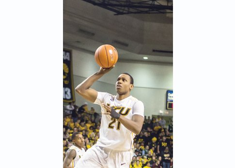 Treveon Graham hopes for a change in his basketball luck in the mecca for gambling, Las Vegas. After not getting ...