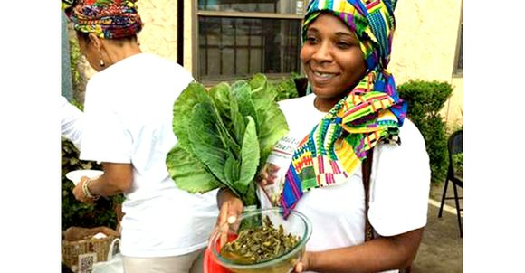 In an effort to encourage the African American community to eat healthier and live a more balanced lifestyle, Kwini Souleimane ...