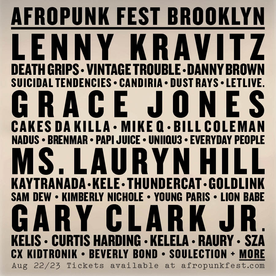 The 2015 Brooklyn AFROPUNK Festival | The Baltimore Times ...