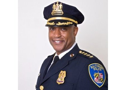 Baltimore Police Commissioner Anthony Batts has been replaced as the city's top cop amid anger over his handling of protests ...