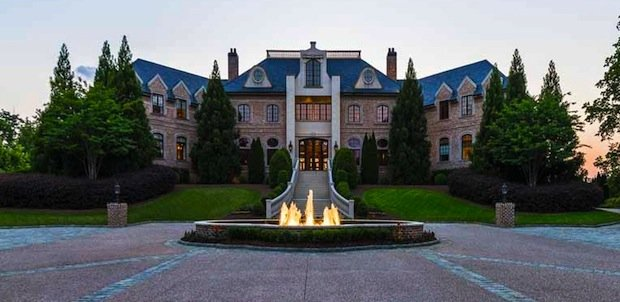 celebrity homes tyler perry s atlanta mansion is for sale houston