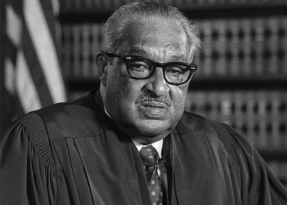 This month marks what would have been the 107th birthday of the late United States Supreme Court Justice Thurgood Marshall. ...