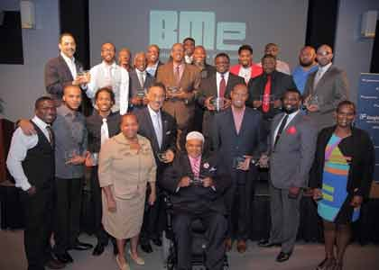 Nine local residents have been recognized for their commitment and dedication to bettering Baltimore.