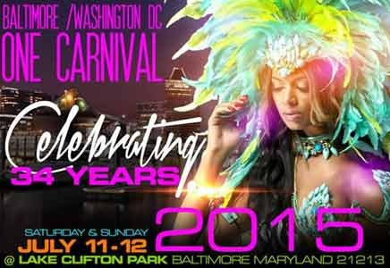 Capture the sounds, sights, and tastes of the Caribbean at the 34th annual Baltimore Caribbean Carnival parade and festival on ...