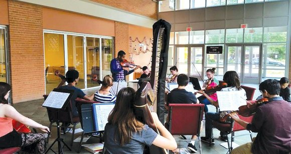 Classical musicians, composers and conductors of the future will have a unique opportunity during the summer break to take a ...