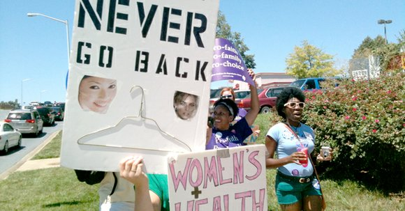 When she was five months pregnant, past the point where she could obtain a legal abortion, 23-year-old Kenlissia Jones of ...