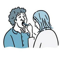 how to make a sore throat go away overnight