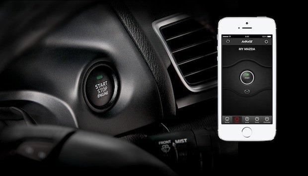 Mazda Mobile Start To Enhance Overall Driving Ownership Houston