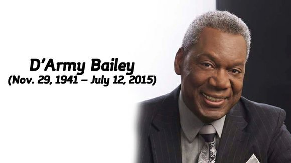 Bailey to lie in state at Civil Rights Museum Friday; funeral set for Saturday at noon.