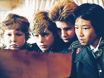Portland Parks and Recreation presents the classic movie 'The Goonies!' along with live music from Portland School of Rock and ...