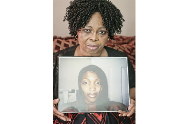 Catherine Uwasomba of Chesterfield County has had little rest or peace since her missing daughter, Ogechi, was found dead March 11 in a Richmond alley.