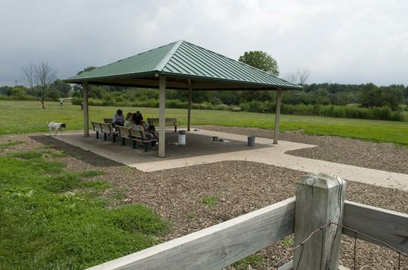 A pass costs $25 for one dog and allows access to the Will County Forest Preserve District's dog park facilities, ...