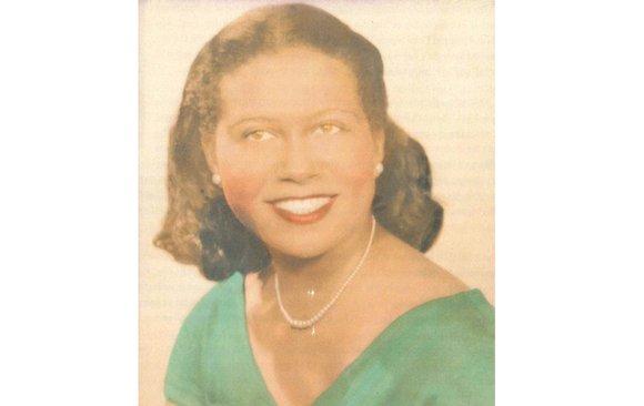Richmond native Mildred Elizabeth Fountain Weekes was a renaissance woman.