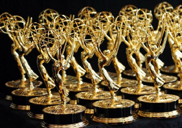 The 67th Annual Emmy Awards brought in a record low 11.9 million viewers on Sunday night for Fox.