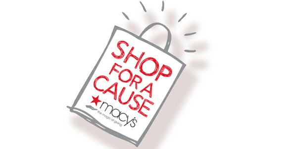 """Macy's 10th annual national """"Shop for a Cause"""" charity shopping event will be held on Aug. 29 to support local ..."""