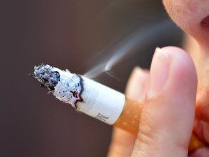 """Very light"" smoking, defined as five or fewer cigarettes per day, is common among young adult women in the United ..."