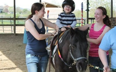 Ready, Set, Ride, a therapeutic horse riding center that's operated in Plainfield for 16 years is facing eviction following a ...