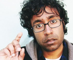 Hari Kondabolu brings his politically and socially charged comedy to Portland's Helium Comedy Club for three nights of laughs.