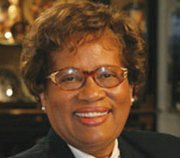 Joycelyn Elders, M.D. is a professor at the School of Public Heath, University of Arkansas, and served as Surgeon General of the United States from 1993 to 1994.