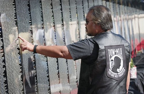 The half-size replica of the Vietnam Memorial Wall in Washington D.C. is coming to Milwaukie this weekend to commemorate the ...