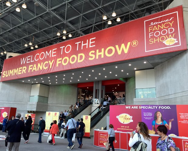 Summer Fancy Food Show and Jacob Javits Center