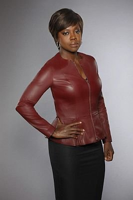 Standing on the shoulders of Harriet Tubman, Viola Davis accepted her Emmy Award for lead actress in a drama series ...