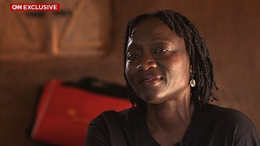Auma Obama is fiercely protective of her half-brother -- the President of the United States.