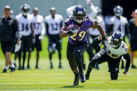 The Baltimore Ravens were able to reincarnate their running game last season under then offensive coordinator Gary Kubiak. Kubiak will ...