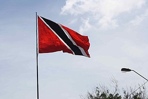 Flag of Trinidad