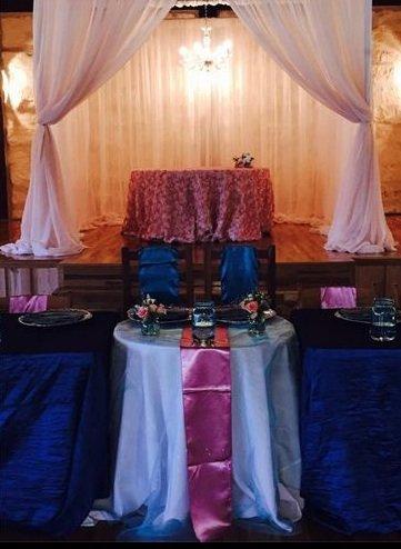 Linens A Fine Detail For An Extraordinary Wedding Reception