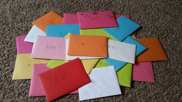 Terminally ill mom writes a lifetime of greeting cards for daughter terminally ill mom writes a lifetime of greeting cards for daughter 7272015 1214 pm m4hsunfo