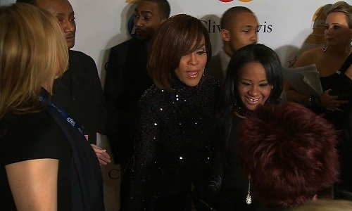 Bobbi Kristina Brown And Whitney Houston Linked In Death As In Life