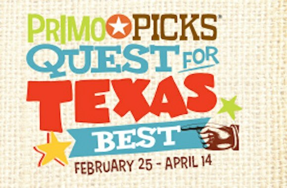 H-E-B's Primo Picks Quest for Texas Best contest has made one thing very clear: Texans are creative. This year's variety ...