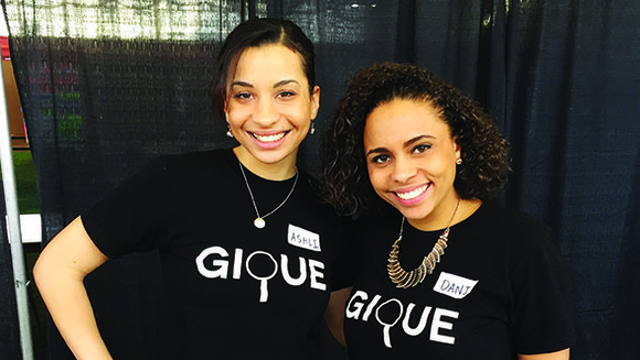 "Boston startup Gique (the name signifies a cross between ""geek"" and ""chic"") is bringing its unique blend of technology, engineering, ..."