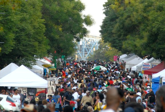 The anticipated 2015 Harlem Week summer festival has begun.