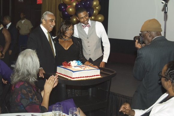 When Councilwoman Inez Dickens of Harlem gives a birthday bash-cum-fundraiser, you can expect a massive turnout, fabulous food and the ...