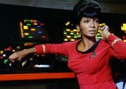 Robbins native Nichelle Nichols starred on the popular television program, Star Trek.