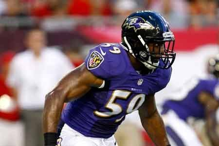 The Baltimore Ravens selected Arthur Brown in the second round of the 2013 NFL Draft.