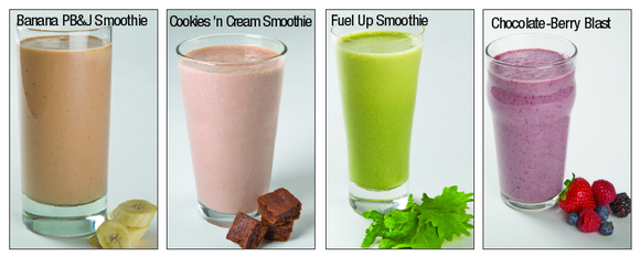 Looking for a healthy, convenient and delicious breakfast boost, afternoon refuel or sweet treat? If so, break out the blender ...