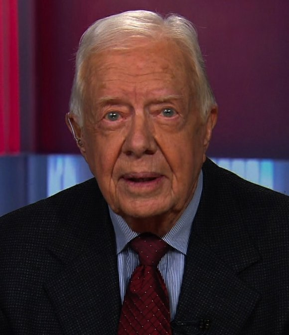 Thearing a diagnosis of advanced melanoma, former President Jimmy Carter said he thought he had a few weeks to live, ...