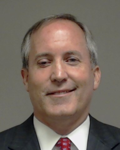 Paxton surrendered to authorities in Collin County on Monday morning on two charges of securities fraud in excess of $100,0000 ...