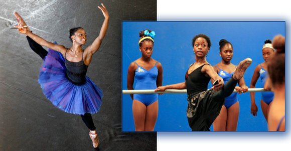 The extraordinary arc of Michaela DePrince's life has taken her from African war orphan to international ballerina and cultural heroine.